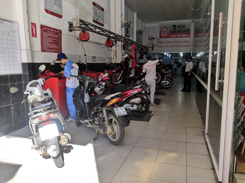 Honda Nam Long
