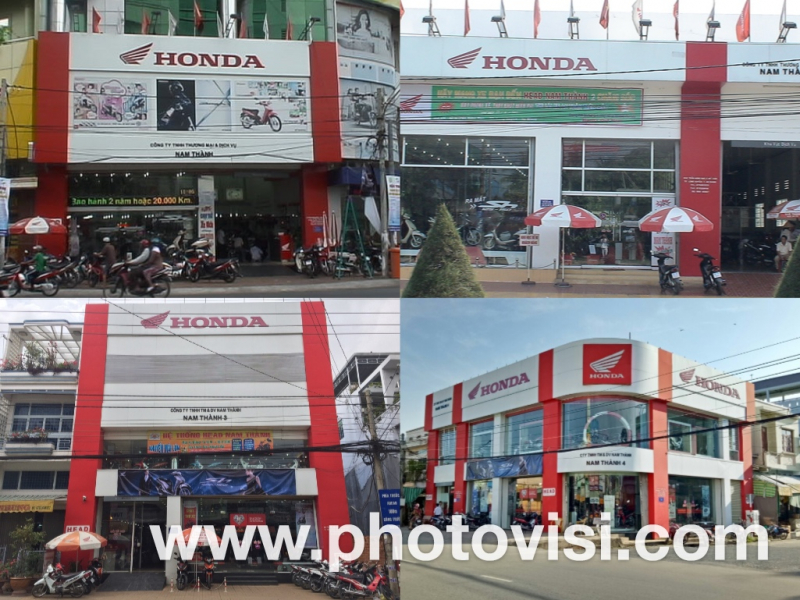 Các chi nhánh cửa hàng Head Nam Thành