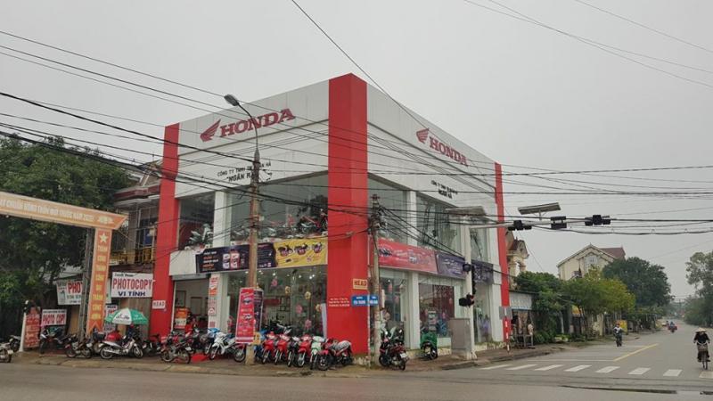 Honda Ngân Hà