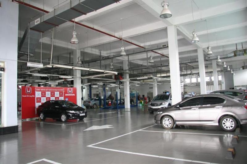 Honda Ô tô Hà Đông