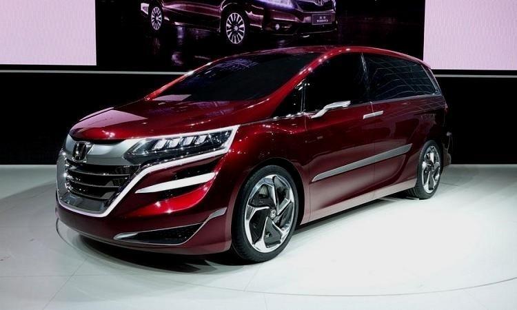 Hình ảnh Honda Odyssey thế hệ mới