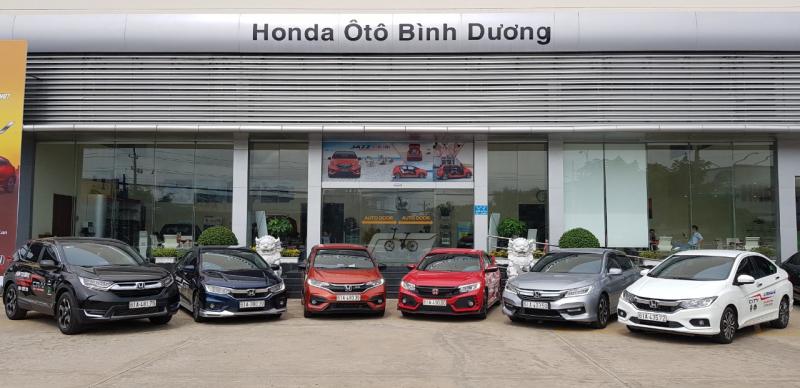 Honda Ô tô Bình Dương