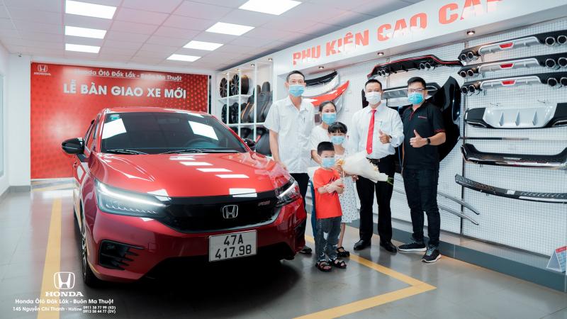 Honda Ô tô Đắk Lắk
