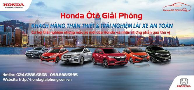Honda Ô tô Giải Phóng