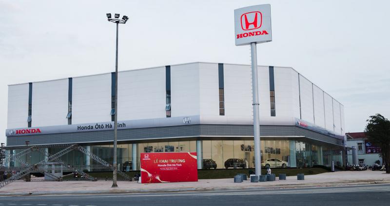 Honda Ôtô Hà Tĩnh