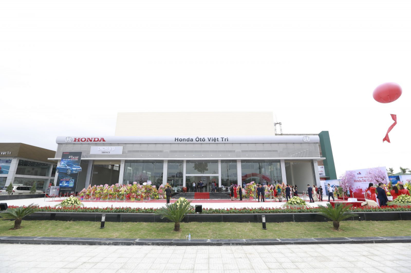 Honda Việt Trì,