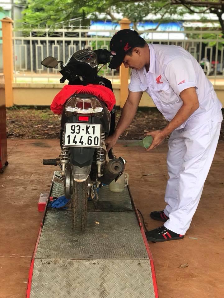 Honda Phong Phú
