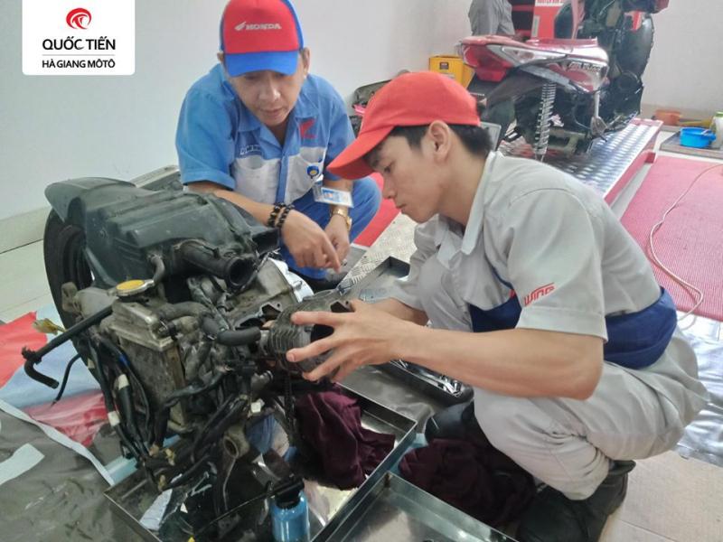 Honda Quốc Tiến - Quảng Nam