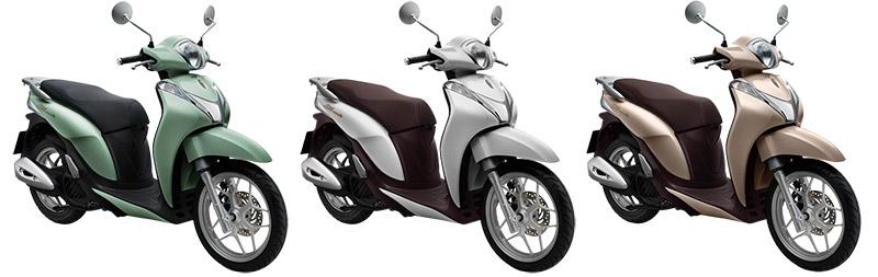 Honda SH Mode 125cc 2016