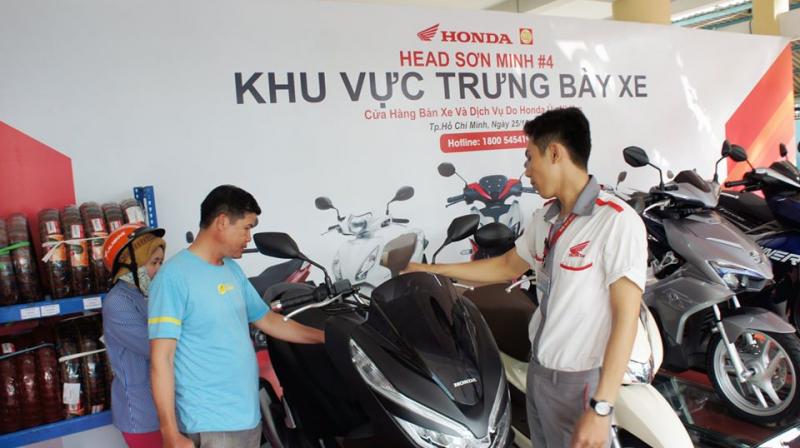 Honda Sơn Minh