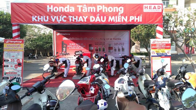 Honda Tâm Phong