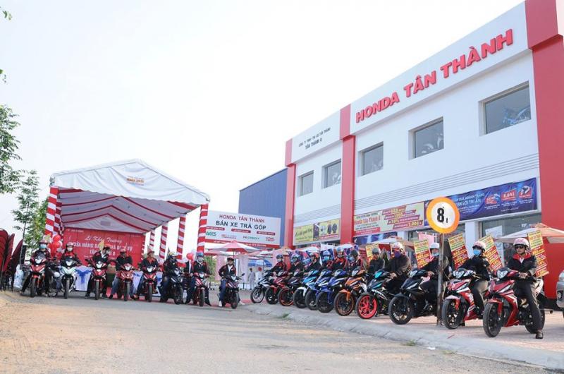 Honda Tân Thành