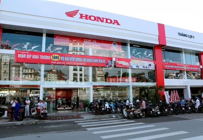 Honda Thắng Lợi