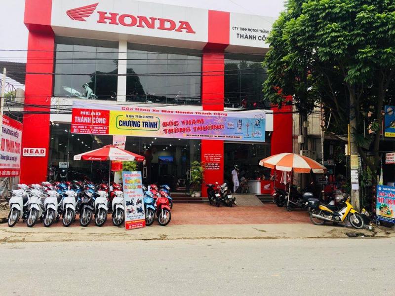 Honda Thành Công