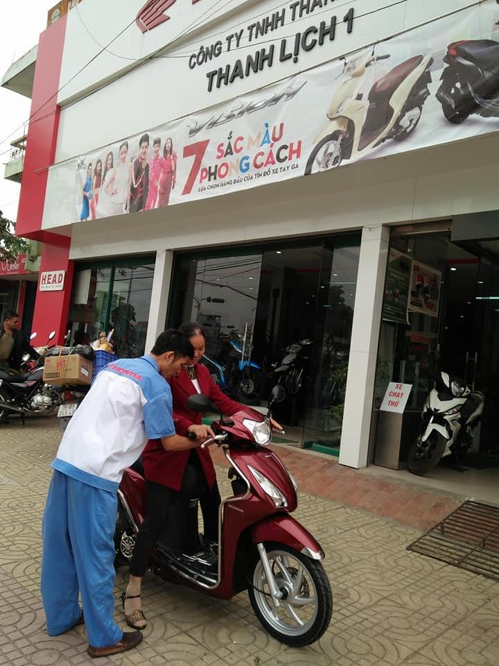 Honda Thanh Lịch Ninh Bình