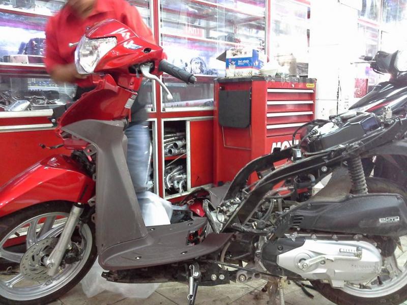 Honda Thủy Bình