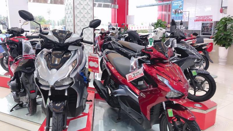 Honda Trường An - Xe Máy Long Hưng