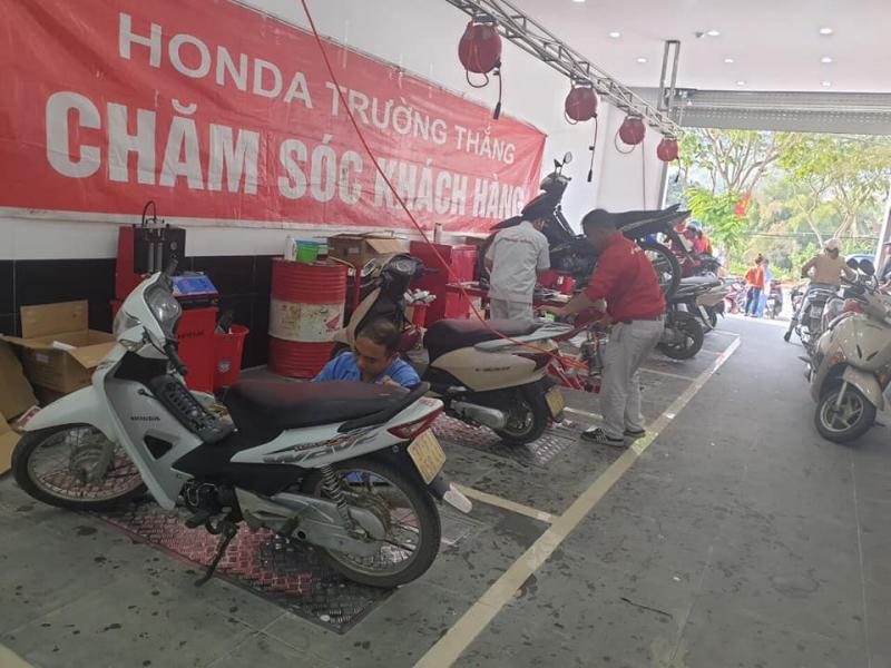 Honda Trường Thắng