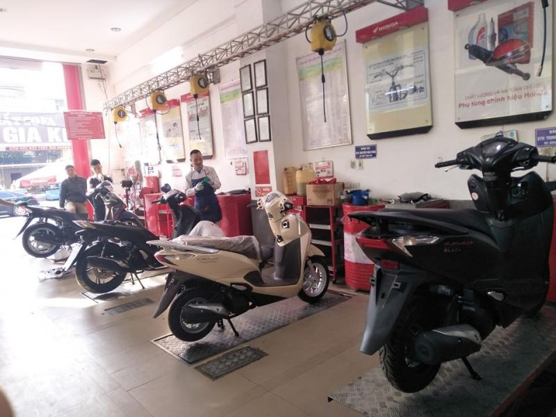 Top 3 Trung tâm bảo dưỡng xe máy honda uy tín nhất Tây Ninh