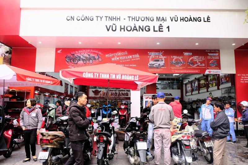 Honda Vũ Hoàng Lê