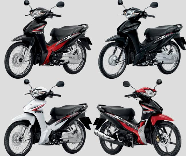 Honda Wave 110 RSX 2021