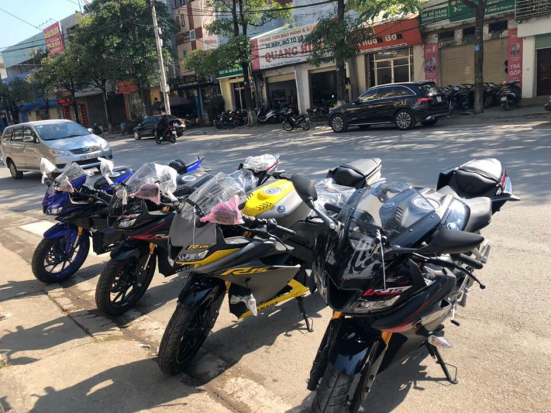 Honda-yamaha Quang Hiếu