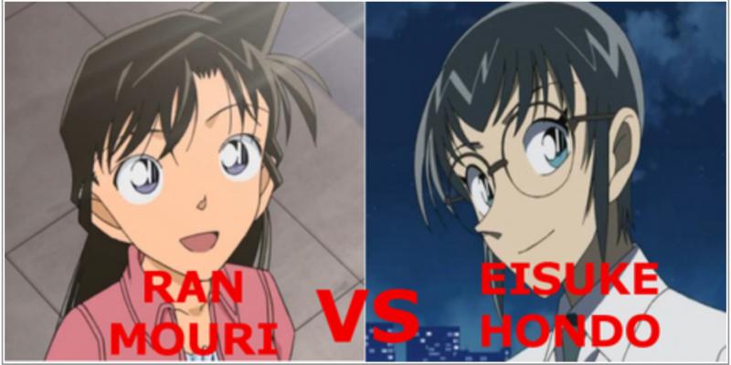 Hondo Eisuke/Mouri Ran