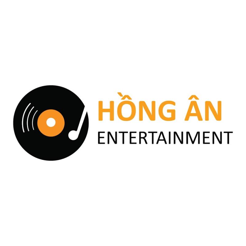 Logo Hồng Ân Entertainment