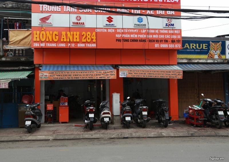 Hồng Anh 284