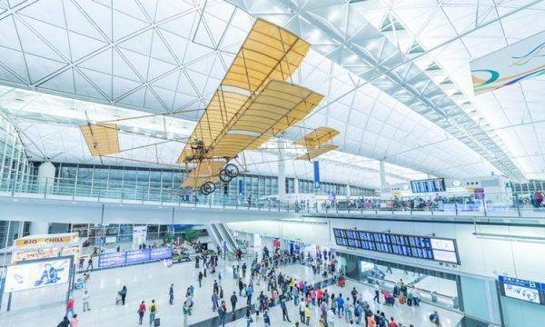 Hong Kong International Airport (Hồng Kông)