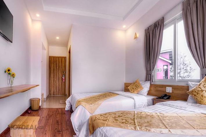 Phòng tại Hồng Môn Villa