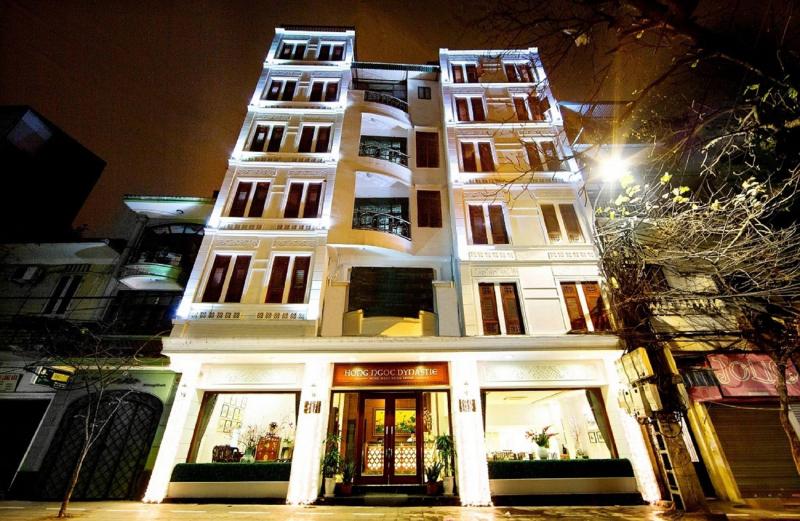 Hong Ngoc Hotel Group
