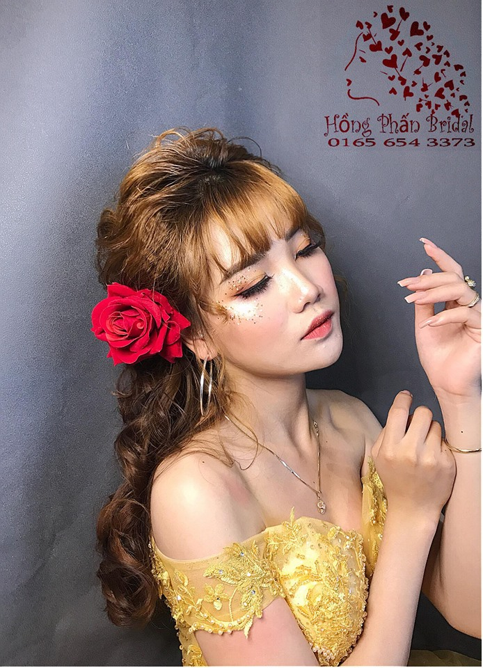 Hồng Phấn Makeup
