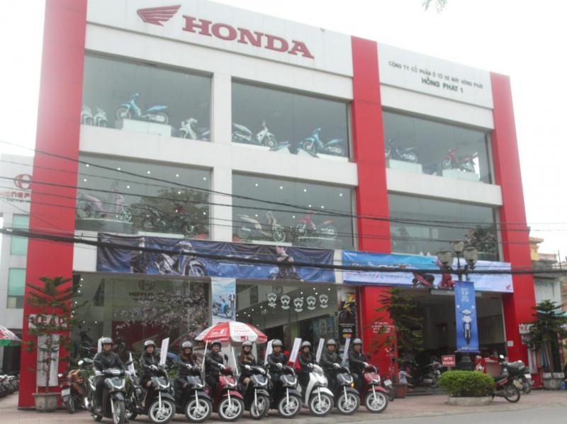 Hongphat.org là đại lý xe máy Honda chính hãng tại thành phố Hải Phòng, chuyên phân phối những dòng sản phẩm chất lượng