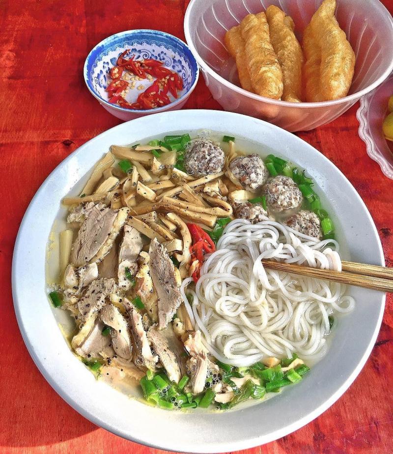Hồng Phương - Bún Riêu & Bún Măng Vịt