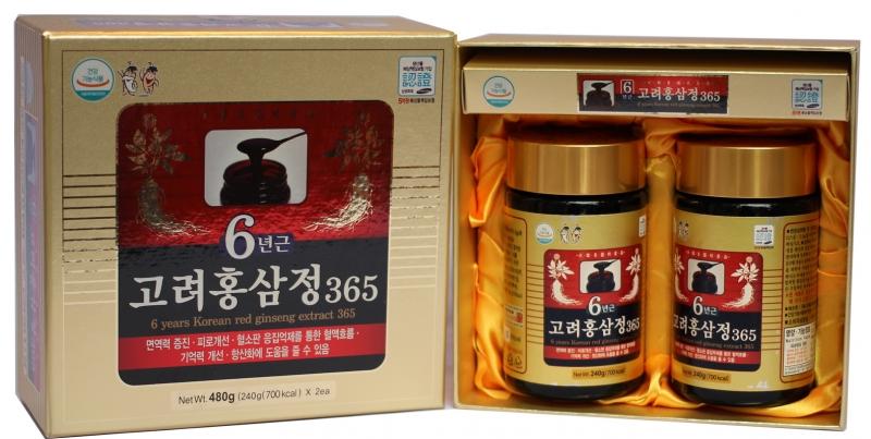 K-Gin cung cấp các sản phẩm cao hồng sâm thượng hạng được làm quà tặng rất nhiều