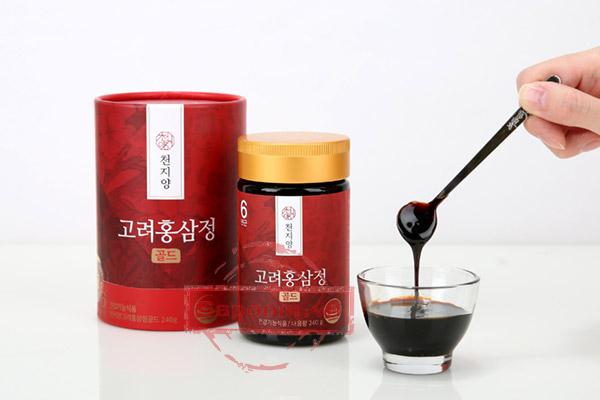 K-Gin cung cấp các sản phẩm cao hồng sâm thượng hạng
