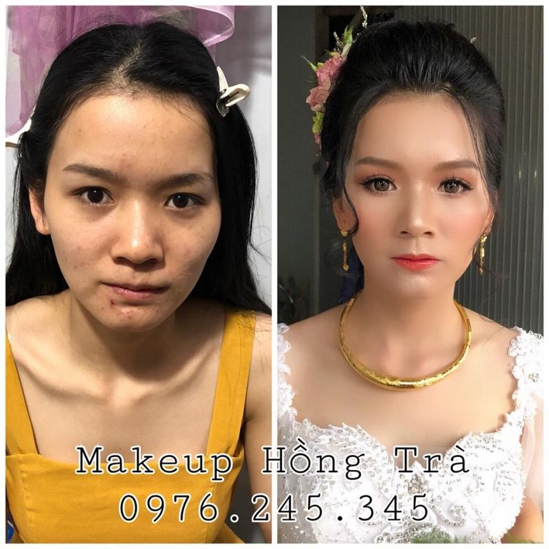 Hồng Trà Make Up