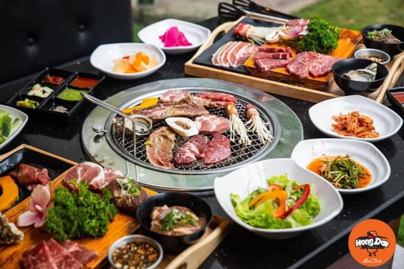 Hongdae BBQ & Beer - Vincom Bắc Ninh
