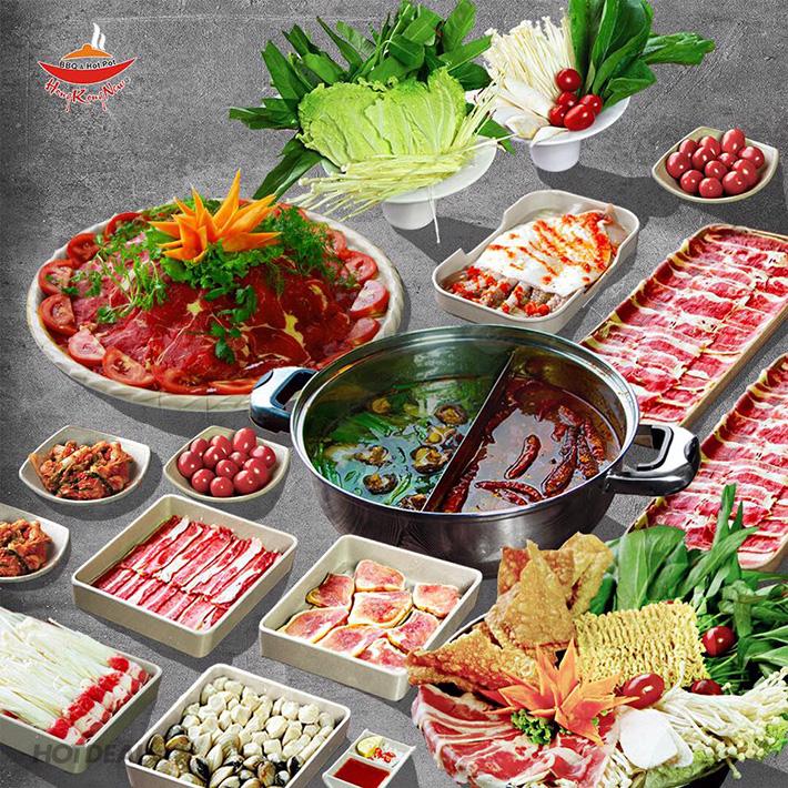 HongKong New Buffet BBQ & Hotpot – The Artemis