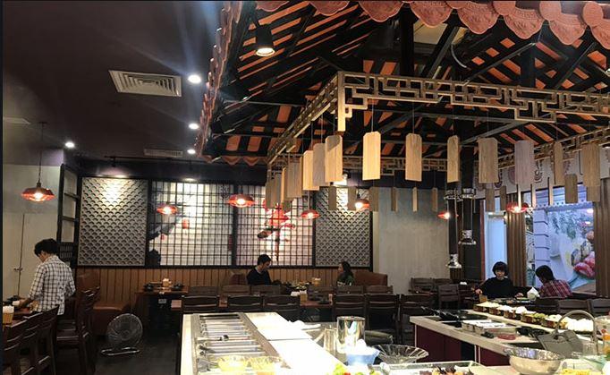 HongKong New Seafood BBQ & Hotpot - Times City