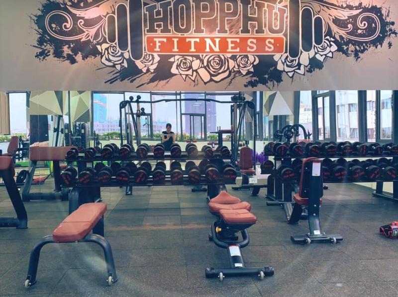 Hợp Phú Fitness Bắc Ninh