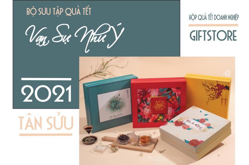 Hộp quà tết doanh nghiệp - Gift store