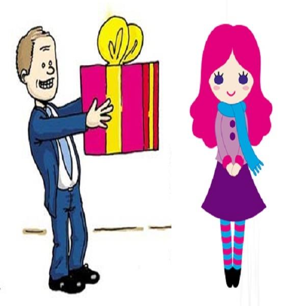 Câu chuyện hộp quà tình yêu gây sốc