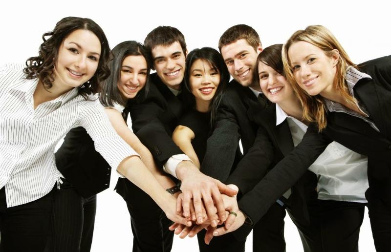 Hợp tác với mọi người để thành công