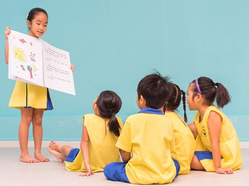 Tự biện hộ cho chính mình giúp trẻ tự tin hơn.