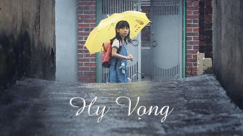 Cô bé So-won trong Hope