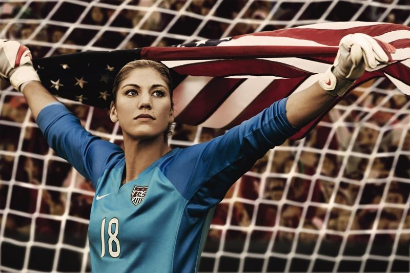 Hope Solo - Mỹ