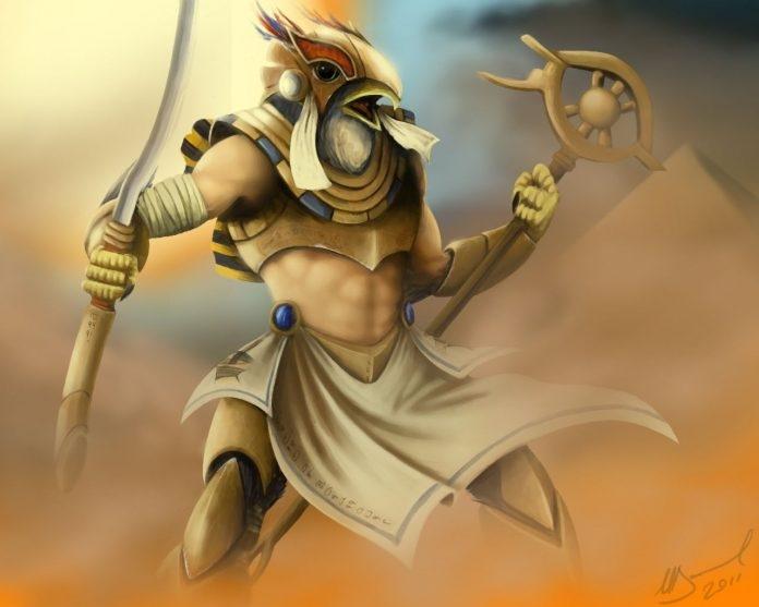 Horus - Thần Phục Thù