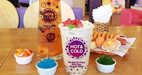Hot & Cold - Trà Sữa & Xiên